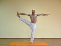 Yoga asana: 073-Natyasana
