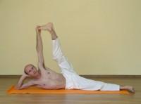 Yoga asana: 221-Anantasana