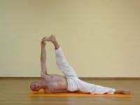 Yoga asana: 223-Samanasana
