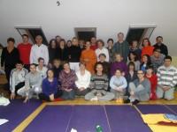 Kriya yoga seminar u Osijeku 06.03.2011.