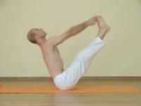 Yoga asana: 146-Ubhaya Padangusthasana