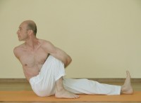 Yoga asana: 150-Marichyasana C