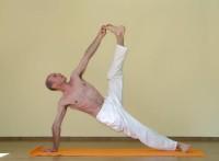 Yoga asana: 161-Vasishthasana