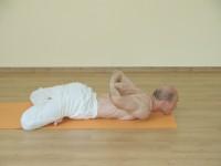Yoga asana: 210-Gupta Padmasana