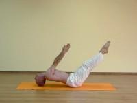Yoga asana: 220-Uttana Padasana